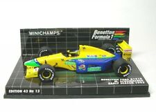 Benetton Ford B 191 B No. 19 M. Schumacher Fórmula 1 1992