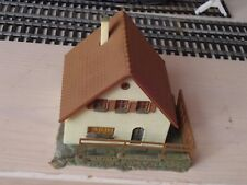 maquette train Ho VILLA neuve