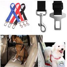 Auto Sicurezza Cintura Guinzaglio di Clip Regolabile Nylon per Cane Animale Petk