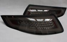 LED BARRA LUCES TRASERAS LUCES TRASERAS Kit F. PORSCHE 911 997 -09 Negro fumar