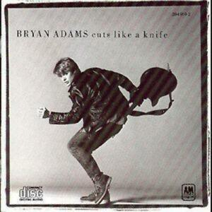 Bryan Adams : Cuts Like a Knife CD (1991) Highly Rated eBay Seller Great Prices