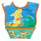 Dex Baby Dura Bib - Stage 1 - Small 3-12 Months Surfs Up