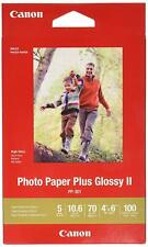 Canon INKJET  Photo Paper Glossy 4 x 6 Inches,  100 Sheets / 1 PACK  HIGH GLOSS