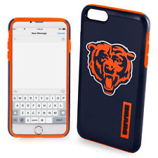 NFL Sports DUAL Case for Apple iPhone 5/5S/5se Impact Hard Cover CHICAGO BEARS