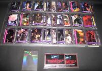 Terminator 2 Judgement Day Full Box Set 142 Cards w/ Hologram & Box 1991 Impel