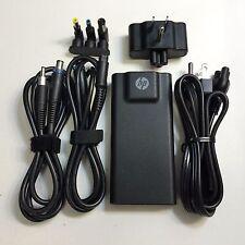 Genuine HP 65W Slim Travel AC Adapter w/ USB 693716-001 677776-003 G6H47AA#ABA