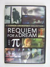 Requiem For A Dream / PI DVD Set Ellen Burstyn, Jared Leto, Jennifer Connelly