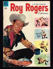 ROY ROGERS Comics Dell # 75 1954 Old Stock | 3 or more comics = free ship