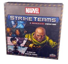 Wizkids Heroclix Marvel Strike Teams, A Heroclix Strategy Game, New and Sealed