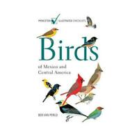Birds of Mexico and Central America by Ber van Perlo