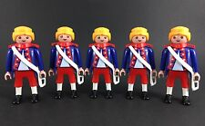 playmobil X5 Soldiers Army France Figures Klicky Lot New Toys 2017