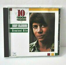 Bobby Goldsboro Greatest Hits Cd