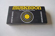 Muskegon Piston Ring set fit GMC 215 260 267 Ford 221 (MG4016020)