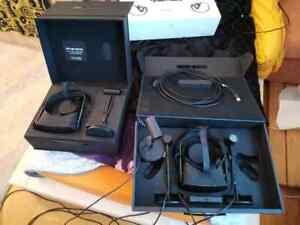 Oculus Rift S VR-Headset - Schwarz mit 4 Sensoren