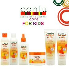 Cantu Care For Kids Gentle - Curly Textured Hair - FREE NEXT DAY DELIVERY
