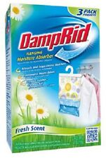 W M Barr 3 Pack, 14 OZ, Damp Rid Closet Freshener