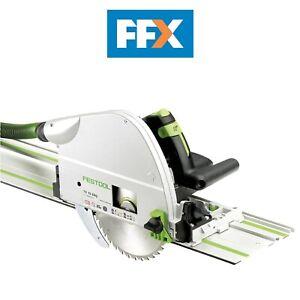Festool 561514 TS 75 EBQ-Plus-FS GB 240v TS75 Plunge Saw with 1.4m Rail