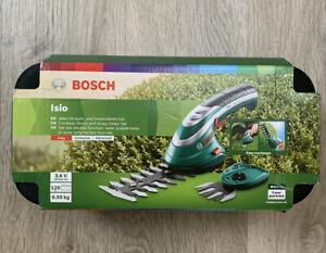 Bosch ISIO Shape and Edge Cordless Shear - 3.6V New