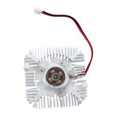 VGA del PC scheda video 2 Pin 55 mm ventola di raffreddamento del dissipat D2D1