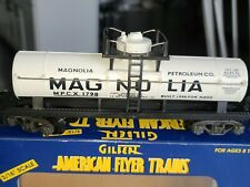 American Flyer #6-48211 NASG Magnolia Tank Car, Estate Lot # 703