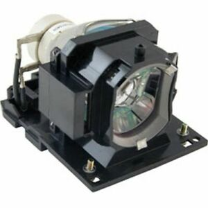 REPLACEMENT LAMP & HOUSING FOR HITACHI DT01433