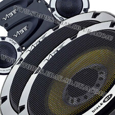 "Vibe Blackair 6 BA6C V1 6.5"" 17cm Car Van Component Speakers Crossovers Tweeters"
