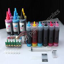CISS CIS & Extra Set Ink For Epson Artisan 710 730