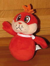 NEW Neopets RED TUSKANINNY Plush Plushie Walrus Seal Series 5 WalMart NO Code