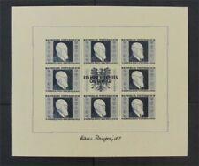 nystamps Austria Stamp # B186 Mint OG NH $500
