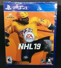NHL 19 Playstation 4 PS4~ New! Sealed!