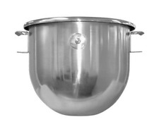 New 60 Qt Mixing Bowl Stainless Steel for Atosa Ppm-60 Mixer #2671 Commercial