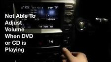 LEXUS IS250 no sound issues repair service stereo problem