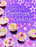 Little Book of Christmas Cooking (Miniature Editions) by Catherine Atkinson, Leo