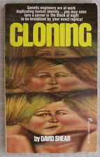 Cloning by David Shear PB 1st Pinnacle - Bizarre Dreams Was Paul Insane?
