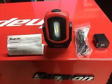 snap on Tools RED Magnétic led work light Adjustable Rechargeable.