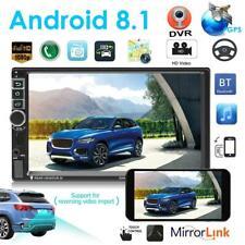 SWM 8802 Android 8.1 Car Stereo MP5 Player GPS Nav WiFi BT USB Radio Head Unit