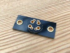 One new build quality TANNOY 4 pin speaker sockets Silver Reds Golds HPDs