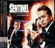 """Christophe Beck """"THE SENTINEL"""" score Japan CD different cover SEALED"""
