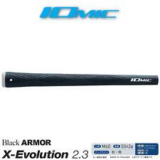 Iomic Swing Grips - Black Armor X-Evolution 2.3 Standard