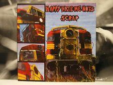 HAPPY HATE ME NOTS - SCRAP LP EX+ FRANCE 1987 CLOSER