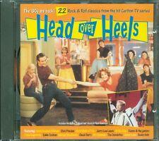 Head Over Heels  Elvis Presley/Eddie Cochran/Buddy Holly/Carl Perkins/Orbison Cd