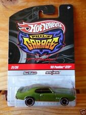 Hot Wheels Pontiac Diecast Vehicles with Unopened Box