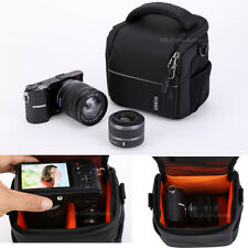 Shoulder Waist Camera Case Bag For SONY Cyber-Shot DSC H200 HX50 QX10 QX100 RX1R
