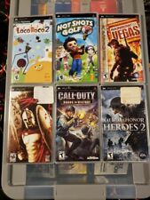PSP Game Lot (6 Games)
