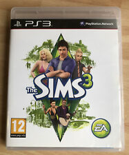 The Sims 3 (Sony PlayStation 3, PS3, 2010) Complete with Manual