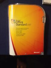 Office 2007 Standard, Microsoft , Just CD