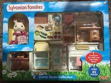 sylvanian families starter home set