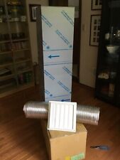 New listing Range hood stainless steel cover 12.5�x11�x23.5� adjustable to 45� (Pick up only