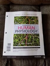 Principles of Human Physiology sixth edition w/ student access code card