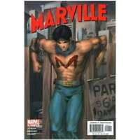 Marville #1 in Fine + condition. Marvel comics [*st]